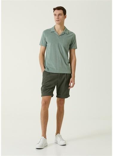 Beymen Collection Polo Yaka T-shirt Yeşil